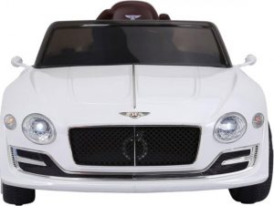 Bentley EXP Elektrische kinderauto wit 550x415