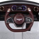Bentley EXP Elektrische kinderauto wit binnenkant 550x415