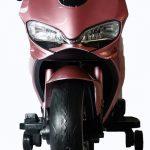 Diablo roze elektrische kinder motor recht voor 550x639