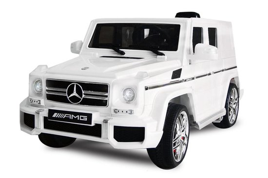 mercedes benz G63 AMG wit 550x366