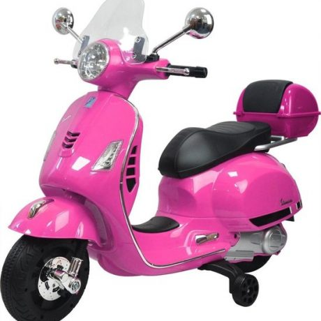 roze vespa kinder scooter vanaf 2 tot 4 jaar 550x571