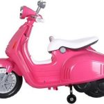 safi line kinder scooter roze