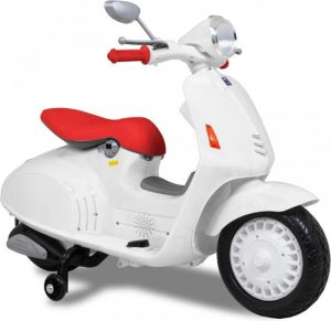 witte safi line kinder scooters